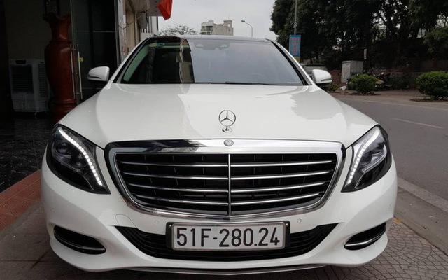 Đi hơn 15.000km, Mercedes-Benz S400 2015 được rao bán lại giá 3,1 tỷ đồng