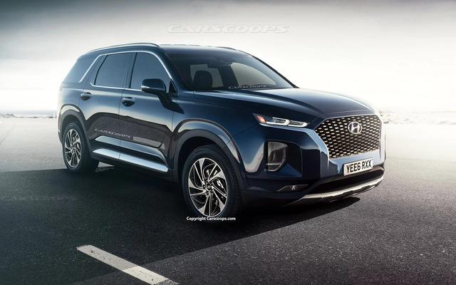 Những điều cần biết về Hyundai Palisade - Anh cả 3 hàng 8 chỗ hoàn toàn mới của Santa Fe
