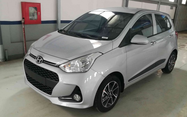 Hyundai Grand i10 có thể mất danh hiệu bán chạy nhất Việt Nam
