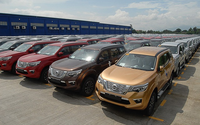 Nissan Terra dự kiến về Việt Nam với 3 phiên bản, giá tạm tính từ 980 triệu đồng
