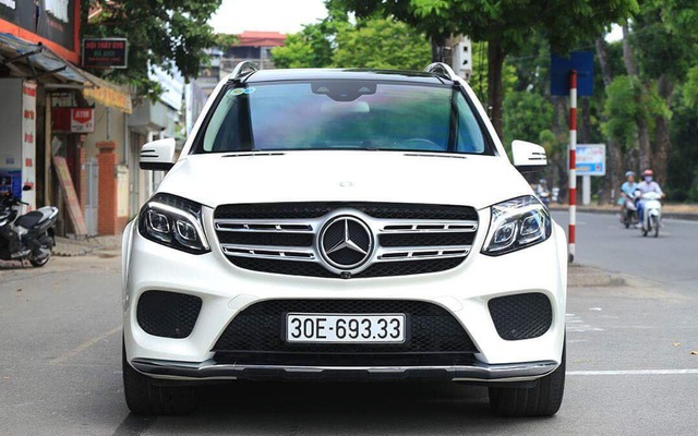 Chủ xe Mercedes-Benz GLS 500 4MATIC lỗ 2 tỷ đồng sau gần 2 năm sử dụng