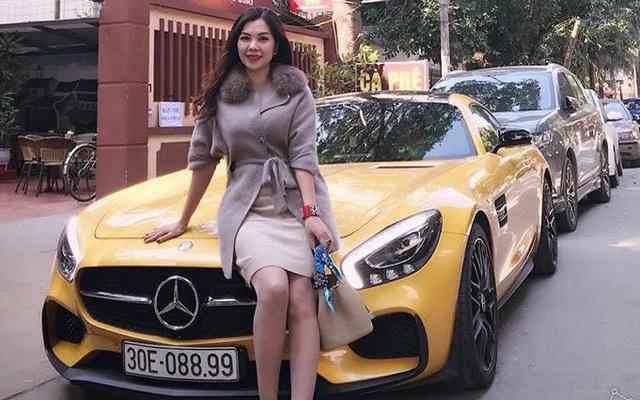 Nữ đại gia Hải Phòng bán Mercedes-Benz AMG GT-S Edition 1 màu vàng độc nhất Việt Nam sau 5.000 km