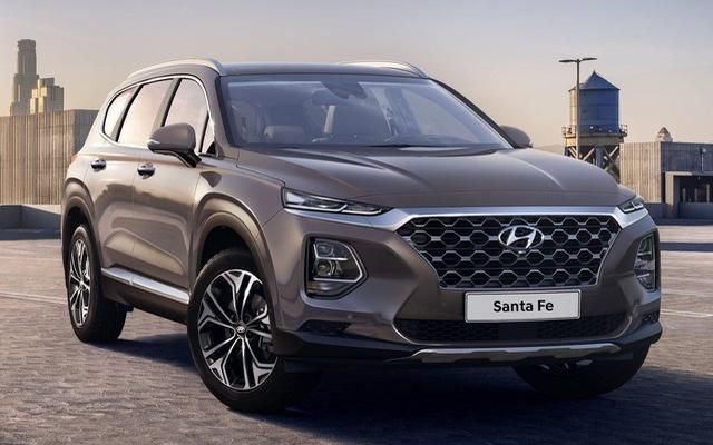 5 công nghệ xe nổi bật nhất năm 2018: Hyundai Santa Fe 2019 có tới 2 đại diện