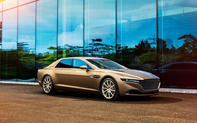 Aston Martin Lagonda Taraf chuẩn bị được đấu giá - cơ hội mua siêu xe hiếm cho giới siêu giàu