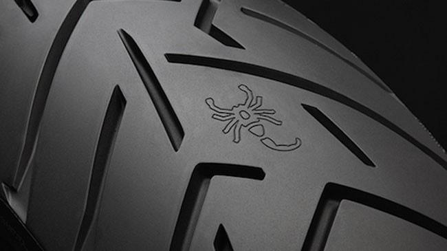 """Pirelli nâng cấp lốp """"bọ cạp"""" cho mô tô phân khối lớn"""