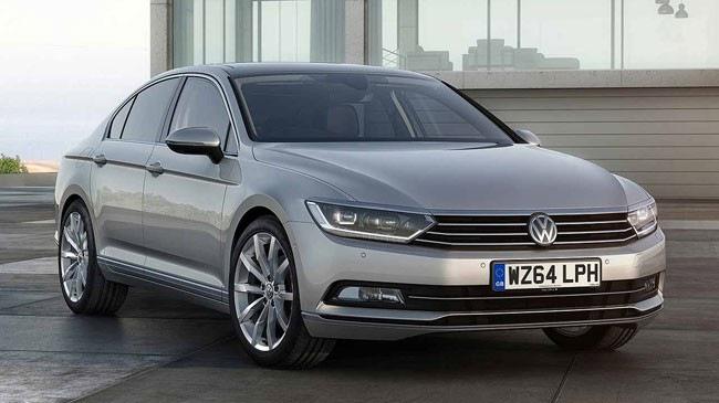 Volkswagen vượt Toyota, bán nhiều xe nhất thế giới trong nửa đầu 2015
