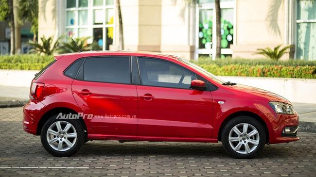 """Volkswagen Polo Hatchback - Đừng vội """"trông mặt mà bắt hình dong"""""""