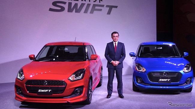 Suzuki Swift thế hệ mới chính thức trình làng, giá chỉ từ 260 triệu Đồng