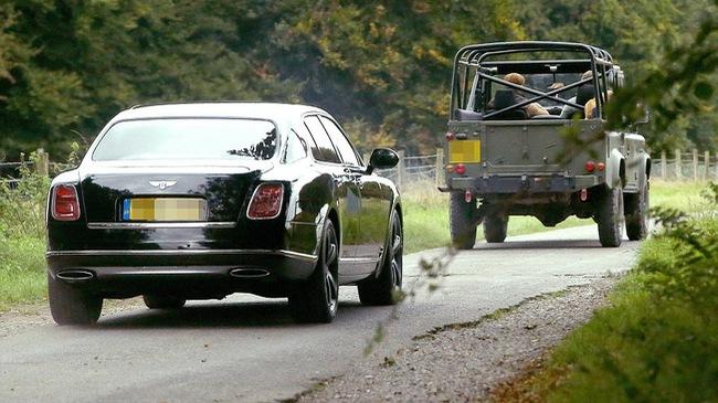 David Beckham tậu Bentley Mulsanne Speed 2017 trị giá 5,48 tỷ Đồng