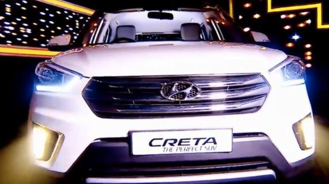 Kỷ niệm 1 năm ra mắt Hyundai Creta phiên bản mới sẽ có cả tủ lạnh