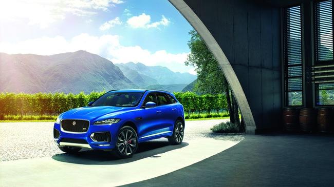 Jaguar F-Pace sắp ra mắt Việt Nam rất được lòng chị em phụ nữ