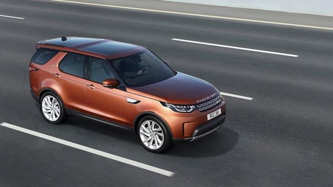 SUV gia đình lý tưởng Land Rover Discovery 2018 ra mắt, giá từ 49.990 USD