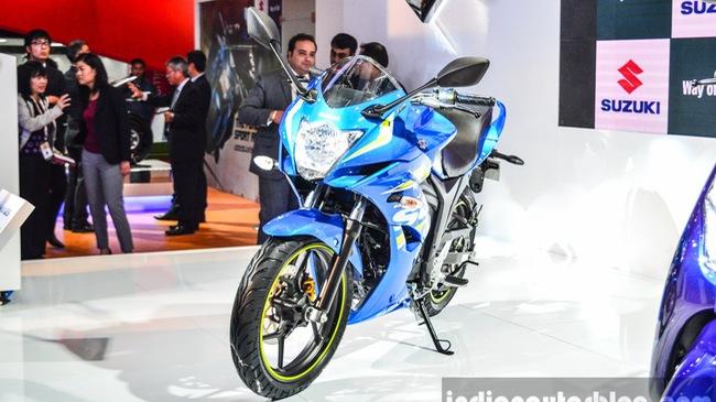Suzuki Gixxer SF phun xăng điện tử có giá 31,3 triệu Đồng
