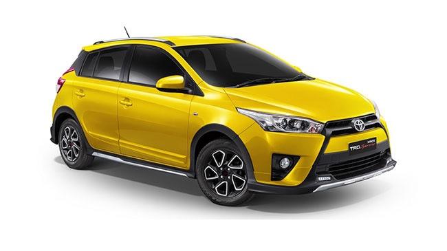 Toyota giới thiệu Yaris TRD Sportivo đặc biệt, giá từ 415 triệu Đồng