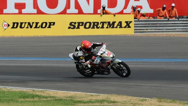 Tay đua Honda Việt Nam trưởng thành qua từng vòng đua của giải Motor Châu Á ARRC 2016
