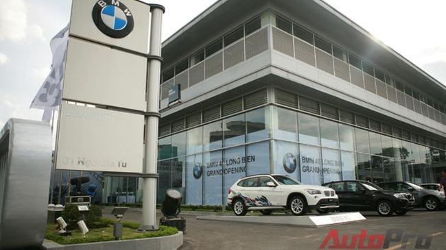 Euro Auto bị đề nghị khởi tố, ô tô BMW bị dừng thông quan vào Việt Nam