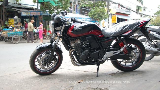 """""""Huyền thoại"""" Honda CB400 Super Four bản đặc biệt 2017 giá hơn 300 triệu Đồng"""