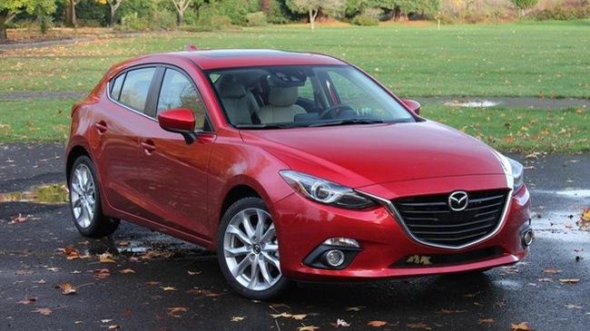 Doanh số Mazda3 chiếm 42% trong dòng sedan hạng C tại Việt Nam