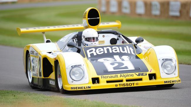 Vì sao Renault trở lại đường đua F1?