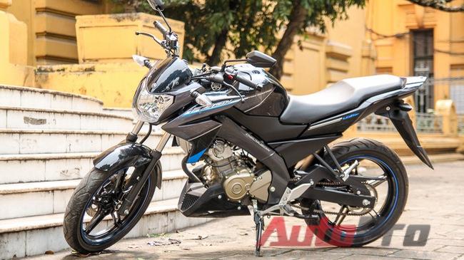 Yamaha FZ150i, tất cả những gì bạn cần ở một chiếc xe thể thao đi phố