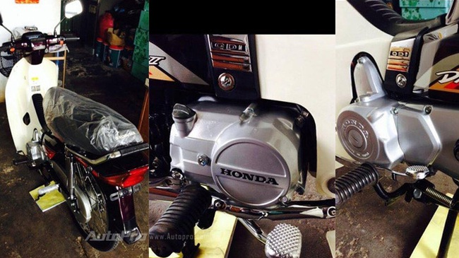 Honda Dream 15 tuổi có giá 600 triệu Đồng tại Việt Nam