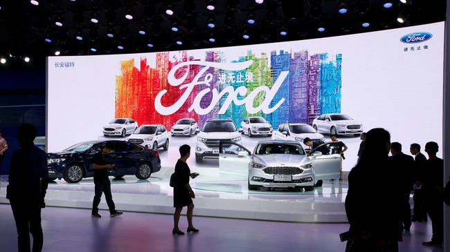 """Ford chỉ ra """"ông trùm"""" của công nghệ xe điện tương lai"""