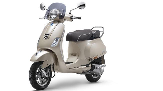 Xe ga Vespa Elegante 150 có phiên bản đặc biệt mới, giá từ 33,5 triệu Đồng