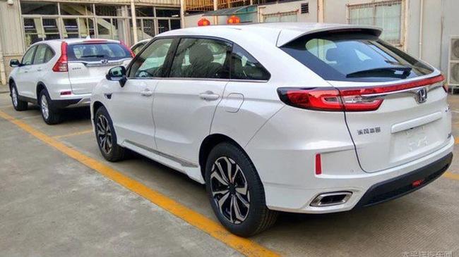 Bắt gặp crossover 5 chỗ Honda UR-V với kích thước lớn hơn CR-V ngoài đời thực