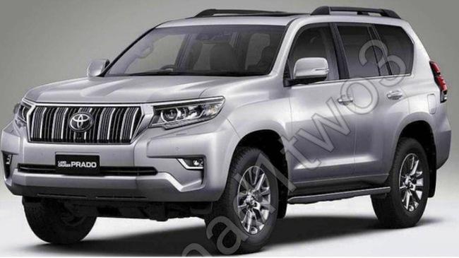 """Toyota Land Cruiser Prado 2018 sắp ra mắt """"hiện nguyên hình"""""""