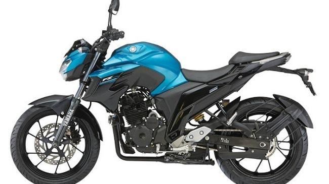 """Xe côn tay giá """"mềm"""" Yamaha FZ 25 bán chạy tại Ấn Độ"""