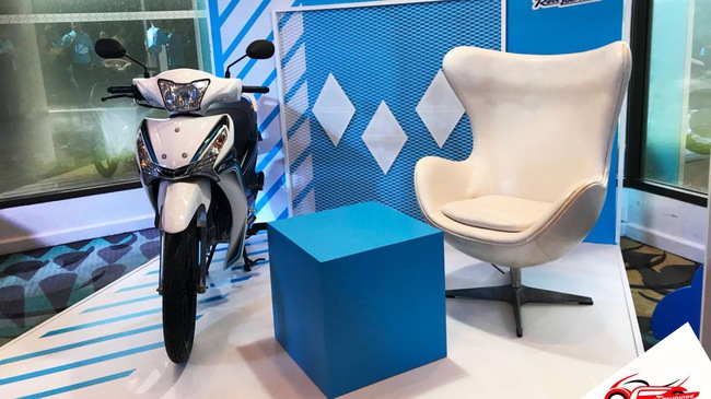 Yamaha ra mắt xe số mới có giá từ 25 triệu Đồng, cạnh tranh Honda Wave