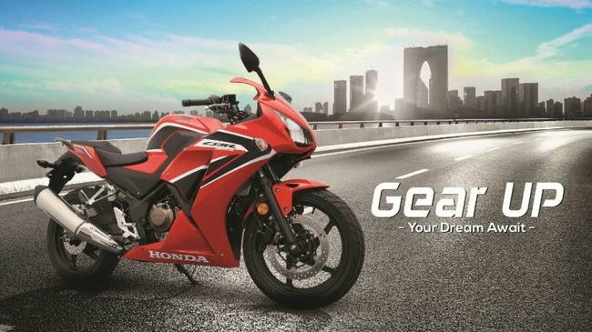 Bất chấp CBR250RR mới ra đời, Honda CBR250R 2017 vẫn được bày bán với giá 115 triệu Đồng