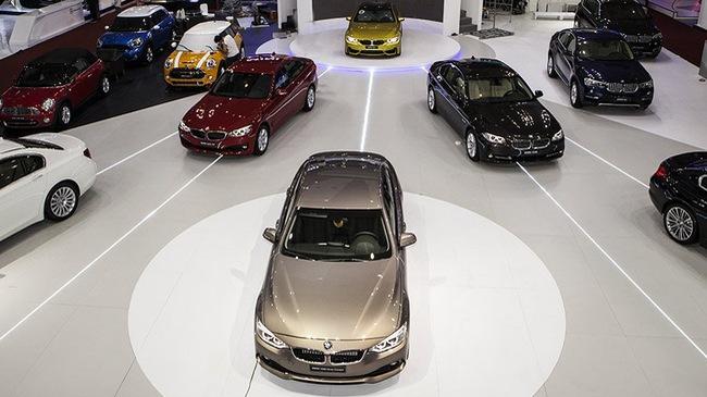 Lexus giảm 200 triệu, Volkswagen giảm 260 triệu: Ô tô sang vẫn gặp khó
