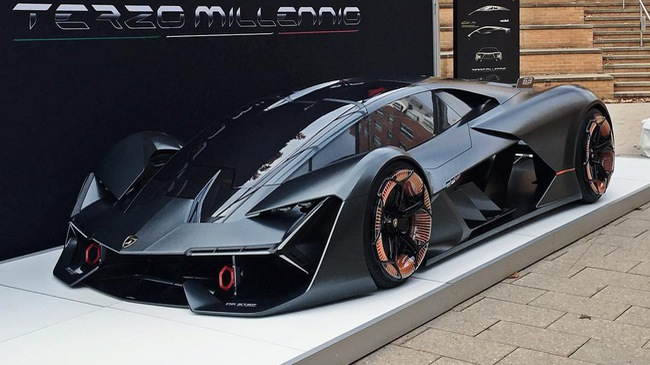 2018 lamborghini terzo millennio. Black Bedroom Furniture Sets. Home Design Ideas