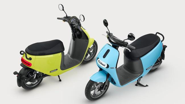 Gogoro 2 - Xe máy điện không thể bị ăn trộm, giá
