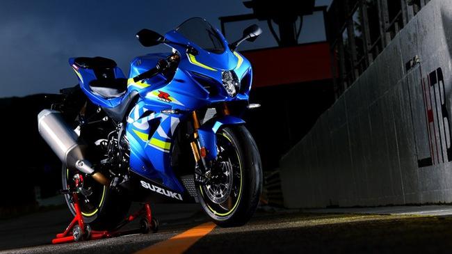 Siêu mô tô Suzuki GSX-R1000 2017 đã có giá bán