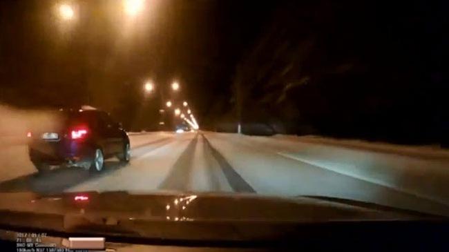Đua với Audi, SUV hạng sang Range Rover tự gây tai nạn chết người