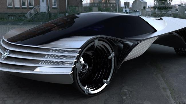 Làm quen với chiếc ô tô chỉ cần nạp nhiên liệu một lần có thể chạy cả trăm năm
