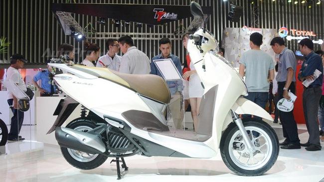 Xe ga Honda Lead 2017 được chốt giá 37,5 triệu Đồng tại Việt Nam