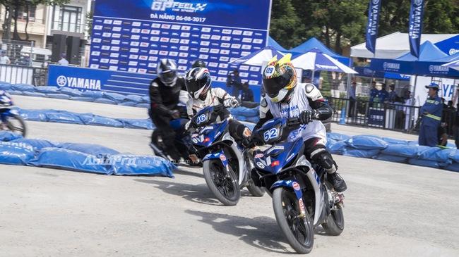 Yamaha mang giải đua Yamaha GP 2017 tới Đà Nẵng