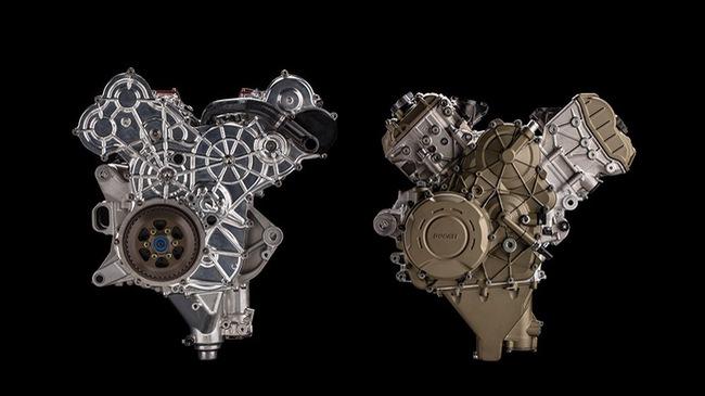 Khám phá động cơ V4 mới của Ducati được dùng cho siêu mô tô V4 Panigale