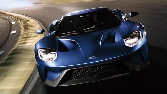 Siêu xe Ford GT 2017 được công bố thông số động cơ sau 2 năm ra mắt