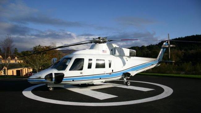 """Vì sao bãi đáp máy bay trực thăng lại có chữ """"H""""?"""