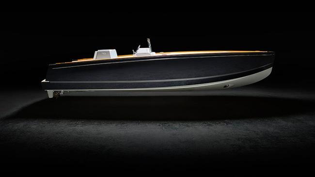 Du thuyền hạng sang của Canada sử dụng pin của BMW để vận hành