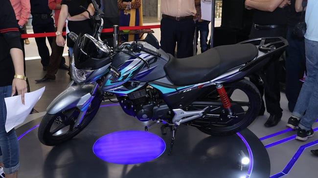 Xe côn tay siêu rẻ Honda CB150F trình làng, giá chỉ từ 34,4 triệu Đồng