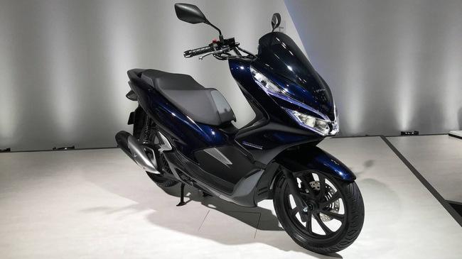 Bộ đôi Honda PCX Hybrid và PCX Electric được vén màn, sẽ bán vào năm sau