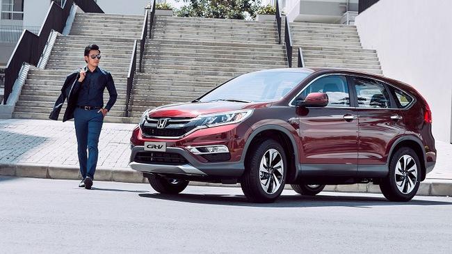 Mua Honda CR-V và Accord nhân ngay 50 triệu Đồng