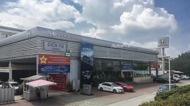 Hậu giảm giá, lộ tin Honda CR-V bản 7 chỗ về Việt Nam vào tháng 11/2017