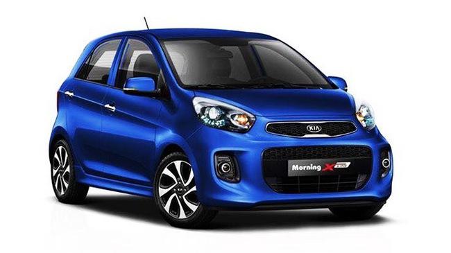 Cạnh tranh Hyundai Grand i10, Kia Morning sắp thêm phiên bản mới tại Việt Nam