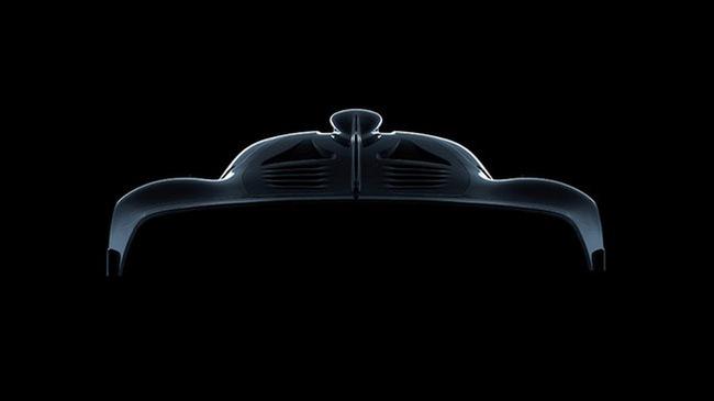 Mercedes-AMG Project One - Siêu xe mạnh 1.000 mã lực, giá 55,3 tỷ Đồng